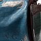 """Мужские сумки ручной работы. Сумка №33 """"Vincent"""". ANTE-KOVAC (ante-kovac). Интернет-магазин Ярмарка Мастеров."""