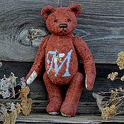 Куклы и игрушки handmade. Livemaster - original item Name bear M. Handmade.