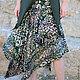 Юбки ручной работы. Ярмарка Мастеров - ручная работа. Купить Летняя юбка из трикотажа. Handmade. Юбка, одежда для будущих мам