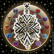 Фен-шуй и эзотерика handmade. Livemaster - original item Talisman of True harmony. Handmade.
