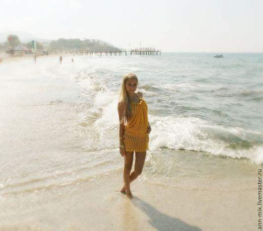 Пляжный сарафанчик