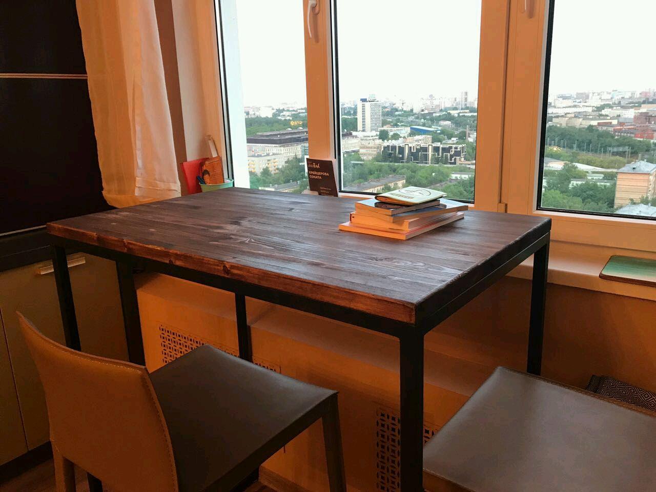 Стол барная стойка Стол лофт, Мебель, Москва, Фото №1