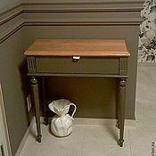 Для дома и интерьера handmade. Livemaster - original item 3690.  Table console (sh800 v750 g400. Handmade.