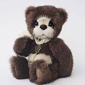 Куклы и игрушки ручной работы. Ярмарка Мастеров - ручная работа Медвежонок Проша. Игрушка из натурального меха.. Handmade.