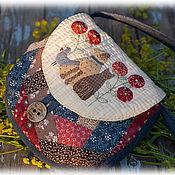 Сумки и аксессуары handmade. Livemaster - original item Handbag Friends. Handmade.