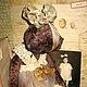 Мишки Тедди ручной работы. Ярмарка Мастеров - ручная работа. Купить НОВЫЕ БОТЫ. Handmade. Коричневый, кружевное платье