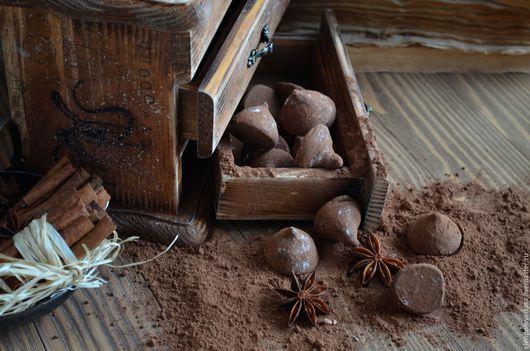 Мини-комод в стиле старого Кантри для хранения рассыпного чая, зернового кофе, чайных сладостей и шоколада...