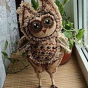 Куклы и игрушки handmade. Livemaster - original item Owlet. Handmade.