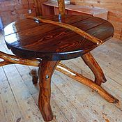 Для дома и интерьера ручной работы. Ярмарка Мастеров - ручная работа чайный столик. Handmade.