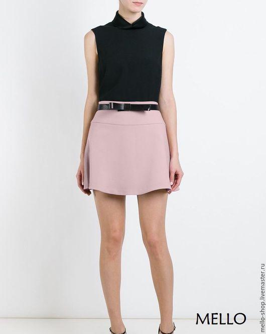 короткая юбка модная юбка летняя юбка прямая юбка