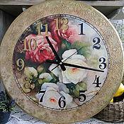 Для дома и интерьера ручной работы. Ярмарка Мастеров - ручная работа Шикарные розы. Handmade.