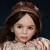 Куклы и игрушки ручной работы. Ярмарка Мастеров - ручная работа АННА 82см. Handmade.