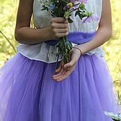 Работы для детей, ручной работы. Ярмарка Мастеров - ручная работа юбка пачка. Handmade.