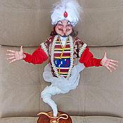 Куклы и игрушки ручной работы. Ярмарка Мастеров - ручная работа Джин исполняющий желания. Handmade.