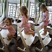 Стулья ручной работы. Ярмарка Мастеров - ручная работа Растущий стул. Handmade.
