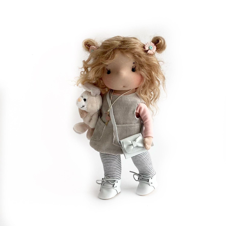 Кукла текстильная интерьерная ручной работы, Куклы и пупсы, Чайковский,  Фото №1