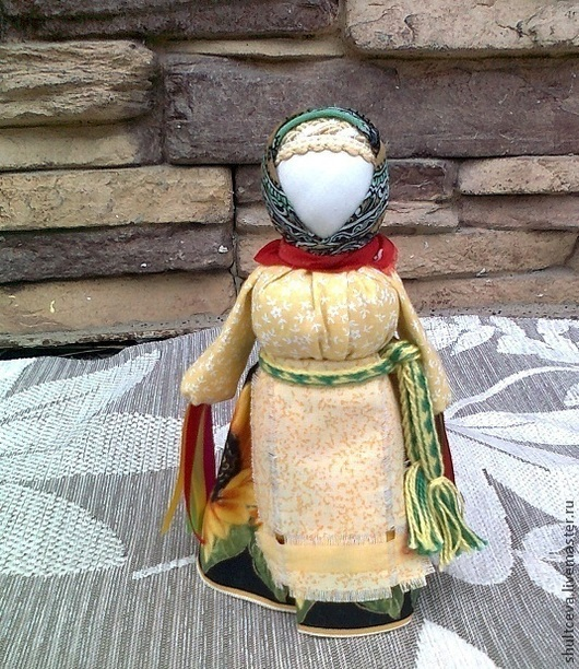 Народные куклы ручной работы. Ярмарка Мастеров - ручная работа. Купить традиционная кукла Желанница. Handmade. Интерьерная кукла, обереги