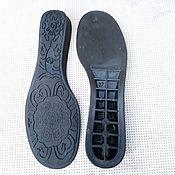 Материалы для творчества handmade. Livemaster - original item Sole for LIDA women`s shoes. Handmade.