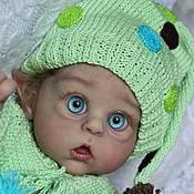 Куклы и игрушки ручной работы. Ярмарка Мастеров - ручная работа Кукла реборн Тирион,молд  Офелия Ольги Ауэр. Handmade.