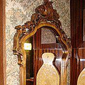 "Для дома и интерьера handmade. Livemaster - original item Mirror ""Crown"". Handmade."