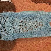 Одежда ручной работы. Ярмарка Мастеров - ручная работа вязаное болеро. Handmade.