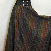Одежда ручной работы. Ярмарка Мастеров - ручная работа Юбка длинная р.44-48,полусолнце.. Handmade.