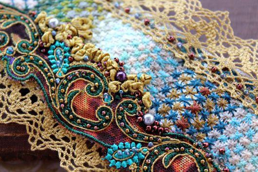 текстильный браслет, бохо браслет, fdomino украшения, женский браслет фото, браслет с вышивкой цена, браслет, браслет купить, браслет с вышивкой, браслет бисер купить, браслет спб, авторская вышивка