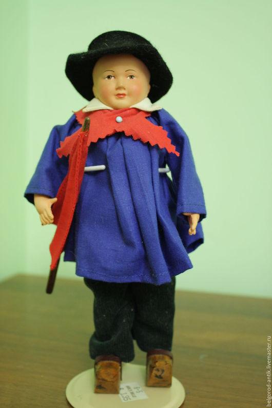 Винтажные куклы и игрушки. Ярмарка Мастеров - ручная работа. Купить Куколки фабрики Petitcollin Франция Целлулоид. Handmade. Комбинированный, Франция