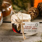 Сувениры и подарки handmade. Livemaster - original item jam made from pine cones. Handmade.