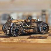 Сувениры и подарки ручной работы. Ярмарка Мастеров - ручная работа ретро автомобиль купе. Handmade.