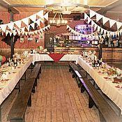 Оформление свадьбы Western