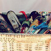 Канцелярские товары ручной работы. Ярмарка Мастеров - ручная работа Закладки в ассортименте. Handmade.