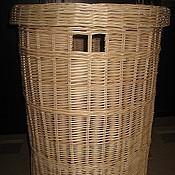 Для дома и интерьера handmade. Livemaster - original item Box with cover of vines round big. Handmade.