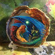 Картины и панно ручной работы. Ярмарка Мастеров - ручная работа Хранитель осенних снов. Handmade.