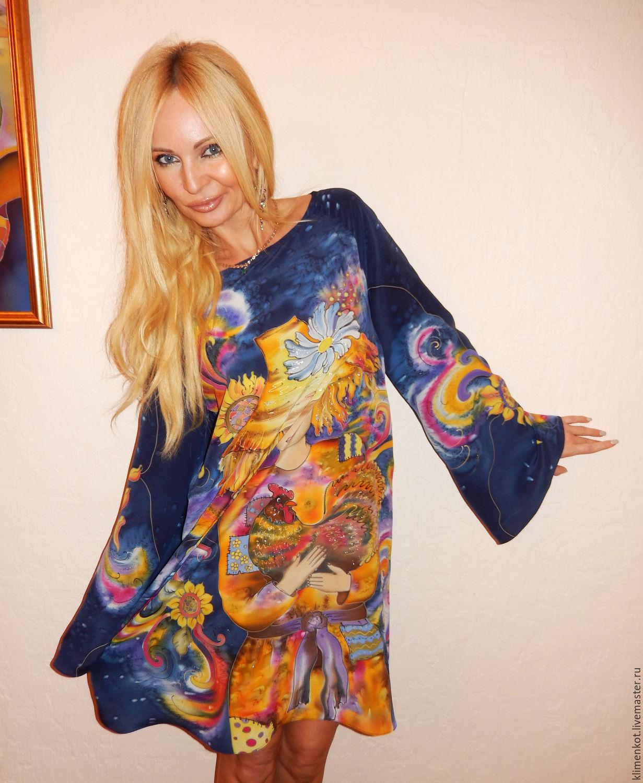 Петушок в платье