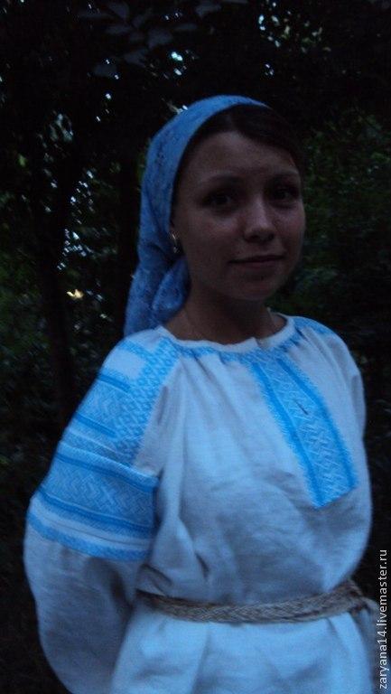 Блузки голубого цвета в Воронеже