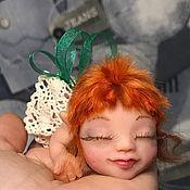 Мини фигурки и статуэтки ручной работы. Ярмарка Мастеров - ручная работа Авторская кукла Эльфочка. Handmade.