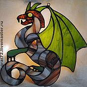 Для дома и интерьера ручной работы. Ярмарка Мастеров - ручная работа Символ года. Дракон. Handmade.