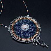 Украшения handmade. Livemaster - original item Dzogchen symbol pendant. Handmade.