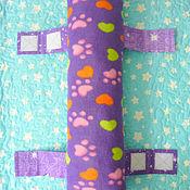 Сувениры и подарки handmade. Livemaster - original item Car Travel pillow. Handmade.