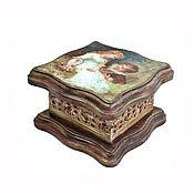 Подарки к праздникам handmade. Livemaster - original item Box