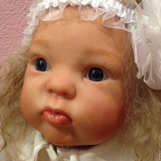 Куклы-младенцы и reborn ручной работы. Ярмарка Мастеров - ручная работа. Купить Кукла реборн из молда Гудлес 4 -Жанначка. Handmade.