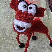 Куклы и игрушки ручной работы. Ярмарка Мастеров - ручная работа Конь Юлий из м/ф Три богатыря. Handmade.