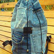 handmade. Livemaster - original item Backpack Bohoboho. Handmade.