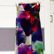 Одежда ручной работы. Ярмарка Мастеров - ручная работа Летний сарафан в пол. Handmade.