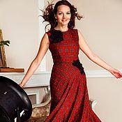 """Одежда ручной работы. Ярмарка Мастеров - ручная работа Платье """"Шотландка"""". Handmade."""