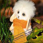 Куклы и игрушки ручной работы. Ярмарка Мастеров - ручная работа овечка Бяша. Handmade.