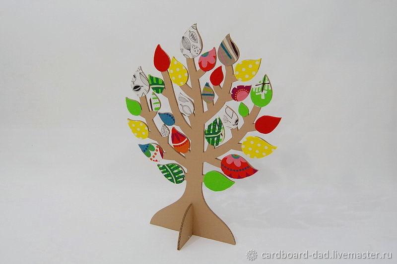 Дерево с листочками, Мягкие игрушки, Раменское,  Фото №1