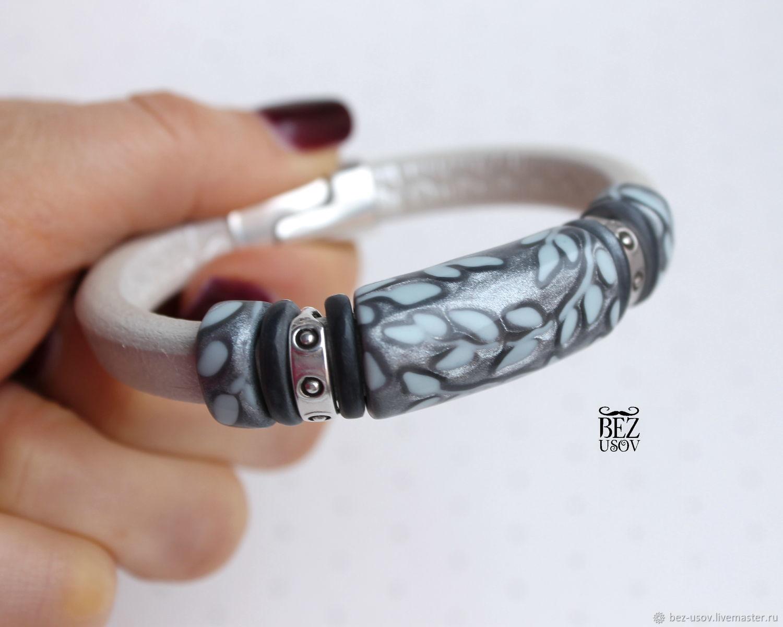 Bracelet Regaliz 'Serebryanka', Regaliz bracelet, Domodedovo,  Фото №1