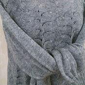 Одежда ручной работы. Ярмарка Мастеров - ручная работа Джемпер из мохера. Handmade.